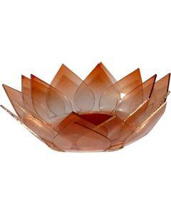 Acrylic Lotus Sacral Chakra