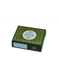 Goloka Resin Incense Guggal - 30 grams 12 pack