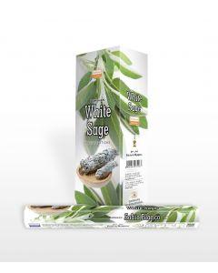 Darshan White Sage Hexa