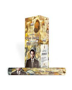 Darshan Don Juan hexa