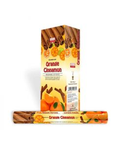 Darshan Orange Cinnamon hexa
