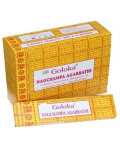 Goloka Nag Champa Incense 40 grams