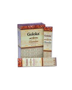 Goloka Chandan Wierook 15 gram