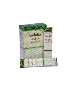 Goloka Patchouli Wierook 15 gram