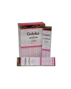 Goloka Lotus Wierook 15 gram