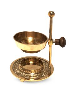 Incense Grain Burner Brass