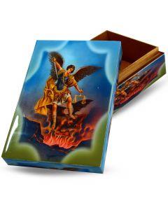 Saint Michael Box (15x10cm)