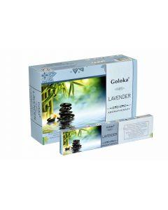 Goloka Aromatherapy Lavender Incense 15 grams