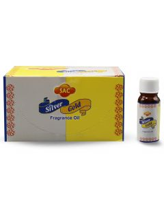 SAC Fragrance Oil Silver & Gold 10ml