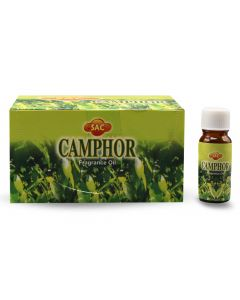 SAC Fragrance Oil Camphor 10ml