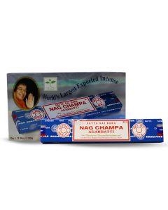 Satya Nag Champa Wierook 15 gram