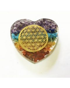 Orgone Heart-Chakra