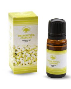 Green Tree Fragrance Oil Delightful Jasmine 10 ml