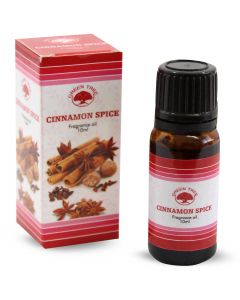 Green Tree Fragrance Oil Cinnamon Spice 10 ml