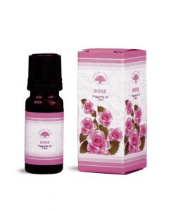 Green Tree Fragrance Oil Rose 10 ml
