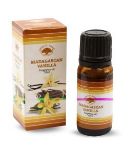Green Tree Fragrance Oil Madagscan Vanilla 10 ml