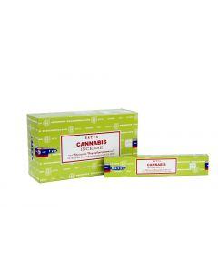Satya Cannabis 15gr incense