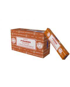 Satya Pyramids Wierook 15 gram