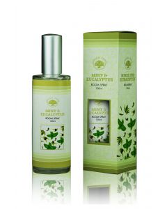 Green Tree Room Spray Mint & Eucalyptus 100 ml