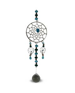 HANGING CRYSTAL-DREAMCATCHER