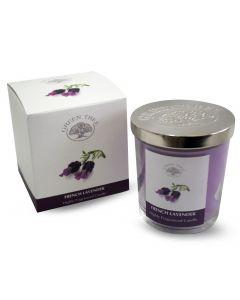 Green Tree French Lavender Geurkaars 200 Gram
