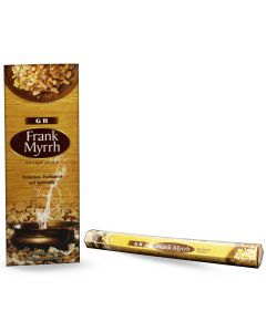GR Frank Myrrh Hexa Incense Stick