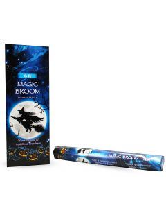 GR Magic Broom Hexa Incense Stick