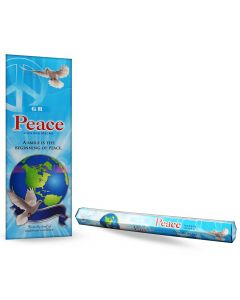 GR Peace Hexa Incense Stick