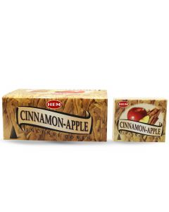 Hem Cinnamon Apple Cones