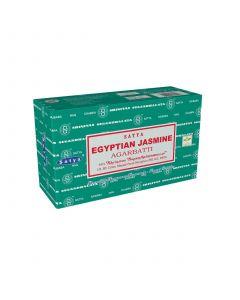 Satya Incienso Jazmín Egipcio 15 gramos