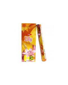 GR Lily Hexa Incense Stick