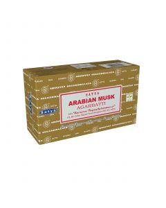 Satya Arabian Musk Wierook 15 gram