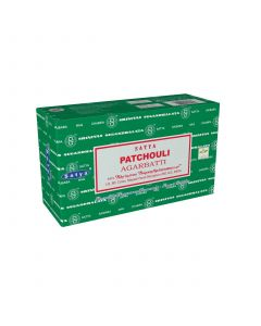 Satya Patchouli Incense 15 grams