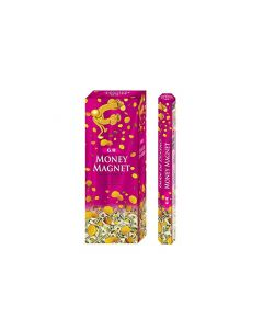 GR Money Magnet Hexa Incense Stick