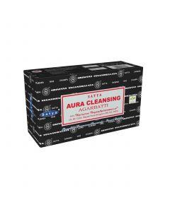 Satya Aura Cleansing Incense 15 grams
