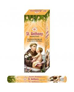 Green Tree St. Anthony Hexa Incense Sticks