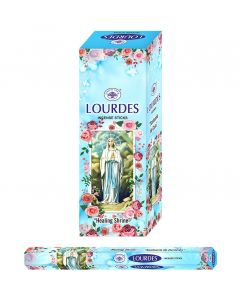 Green Tree Lourdes Hexa Incense Sticks