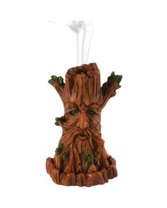 Tree Man Incense Cone Holder.