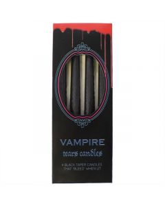 Pack of 4 Vampire Tears Candles.