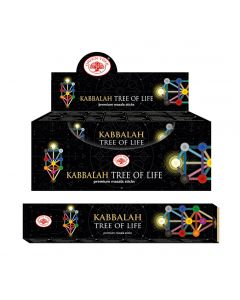 Green Tree Kabbalah Tree Of Life Wierook 15 gram