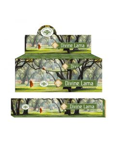 Green Tree Divine Llama Natural Incense 15 grams