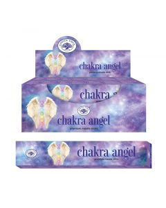 Green Tree Chakra Angel Natural Wierook 15 gram