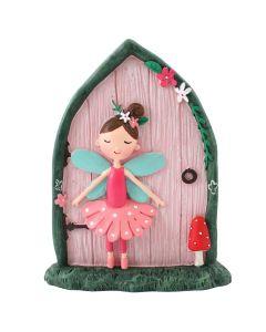 Fairy Door with Fleur