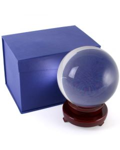 15cm Crystal Ball with Stand