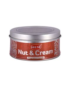 Hem Nut & Cream Candle