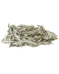 Green Tree White Sage Leaves 1kg