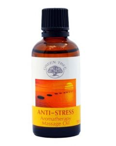 Green Tree Anti Stress Massage Oil 50 ml