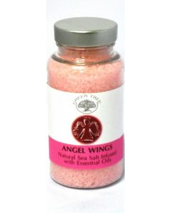 Green Tree Angel Wings Sea Salt for For Aromaburners