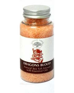 Green Tree Dragons Blood Sea Salt For Aromaburners