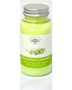Green Tree Natural Sea Salt Delightful Jasmine